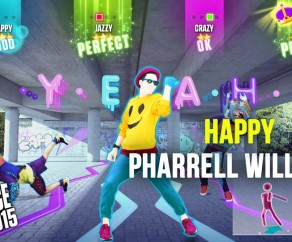 E3 2014: Just Dance 2015 - Pharrell - One News Page [US] VIDEO |Happy Pharrell Williams Just Dance